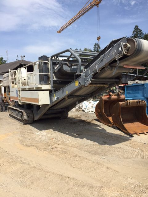 Deal : METSO LT 106 - jaw crusher